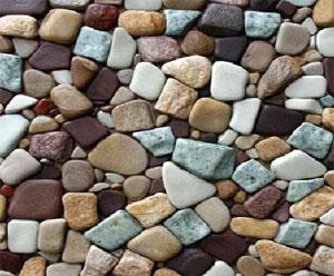 Натуральный камень в процессе строительства дома и обустройства участка