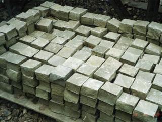 Брусчатка из природного камня