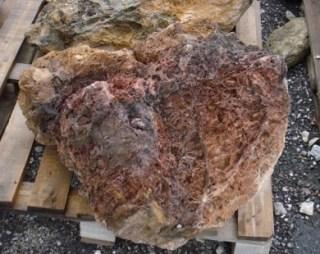 Глыба Каменная Паутинка